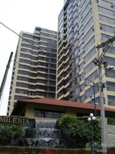 Vendo O Rento Apartamento En Zona 10 Con 223 M2  - Pma-081-08-07-3