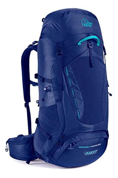 Lowe Alpine Manaslu Nd55:65 Wmns Azul Prnt