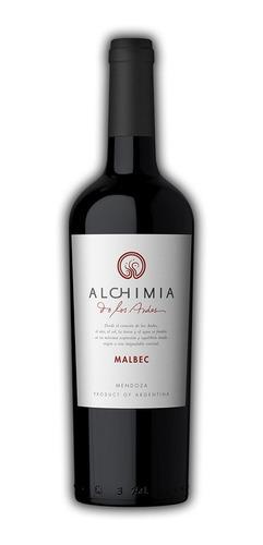 Alchimia De Los Andes Malbec - 2019