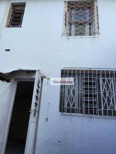 Imagem 1 de 19 de Sobrado Com 1 Dormitório À Venda, 90 M²  Vila Mariana - São Paulo/sp - So0246