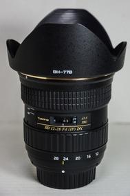 Tokina 12-28 F4 If Sd Dx Atx Pro Nikon