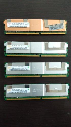 Memorias Hynyx 2rx4 Pc2-5300 2gb Servidor