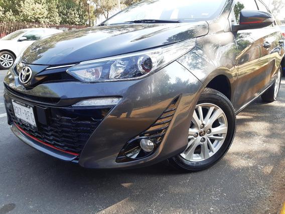 Toyota Yaris S Hatchback 2018 Automatico