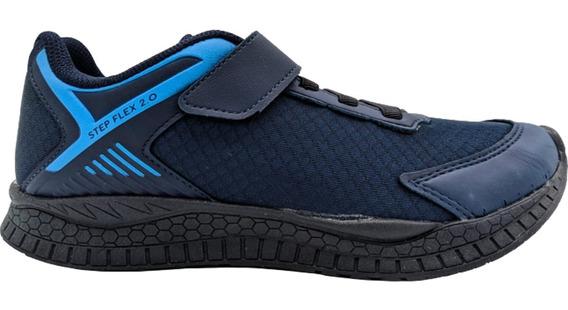 Tênis Menino Klin Step Flex 241028/ Gaby Calçados