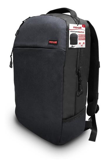 Mochila Laptop 15 Maxell Color Negro