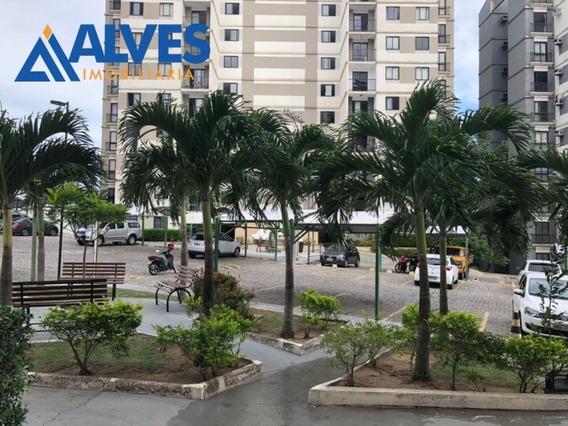 Apartamento De 3/4 Sendo 1 Suíte Em Condomínio Vila Das Flor