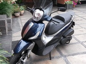 Scooter Italiana Piaggio Beverly St 350