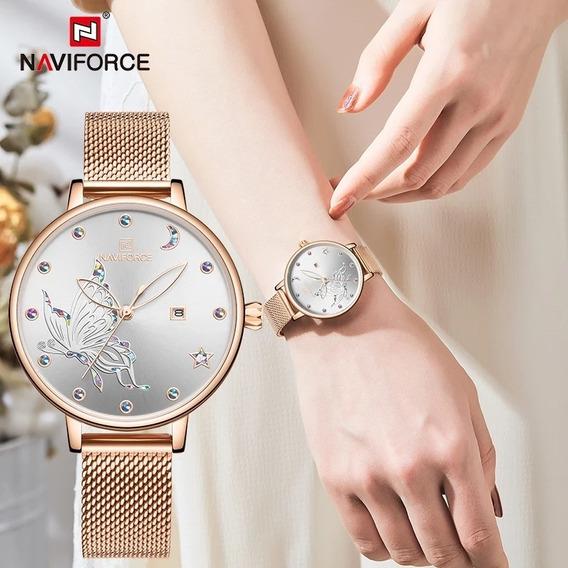 Relógio Naviforce Feminino Nf5011