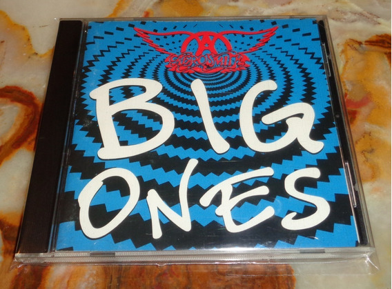 Aerosmith - Big Ones - Cd Arg.