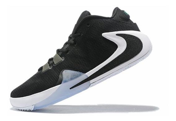 Tênis Nike Zoom Freak 1 Black - Preto/braco