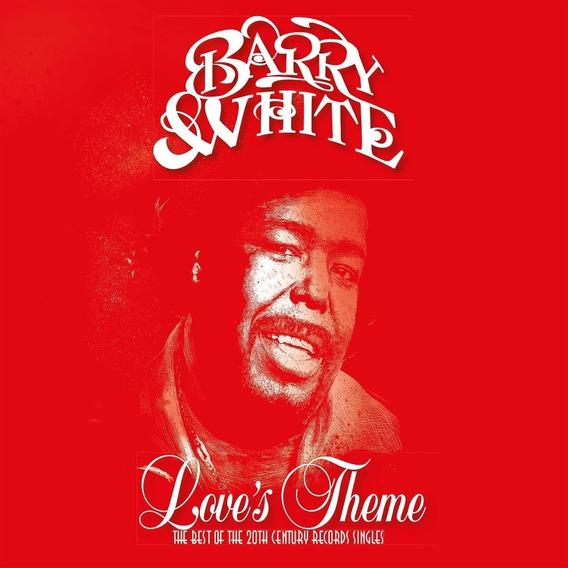 Barry White The Best Of Vinilo Doble Nuevo Importado