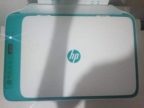Impressora Hp 2676 C/cartuchos Novos Funcionando.
