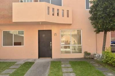 Rbl078 Casa En Renta Con Ubicación Perfecta