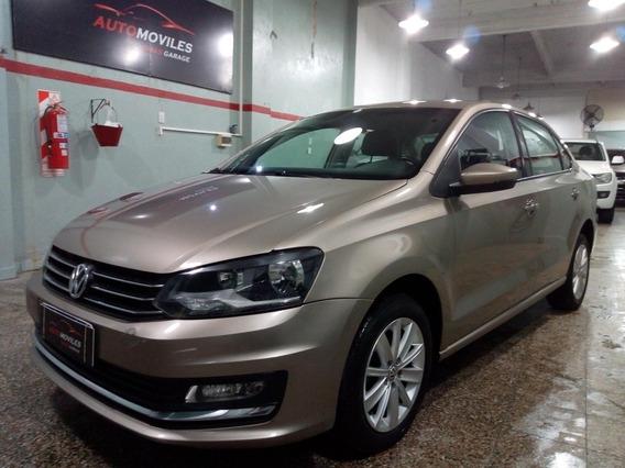 Volkswagen Polo 1.6 Msi Comfortline At 2017 Anti Y 12 Cuotas