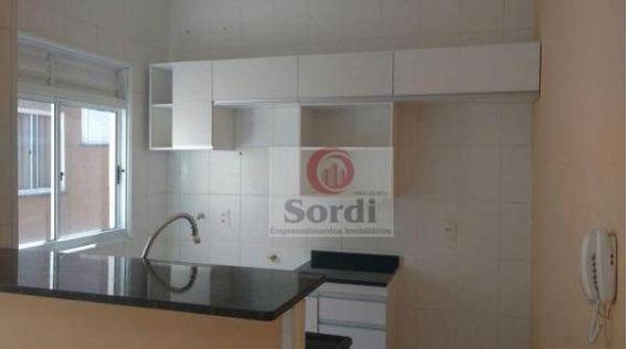 Apartamento Residencial À Venda, Jardim Do Engenho, Sertãozinho. - Ap2194