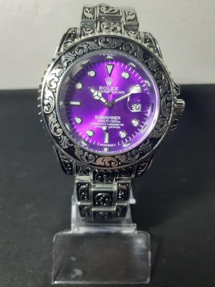 Relógio Rolex Submariner Caveira