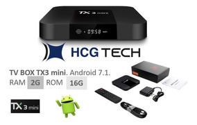 Tv Box Tvbox Tx3 Mini 2g 16g - Iptv / Promoción