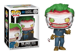Funko Pop The Joker(death Of The Family) Dc 273 - Minijuegos