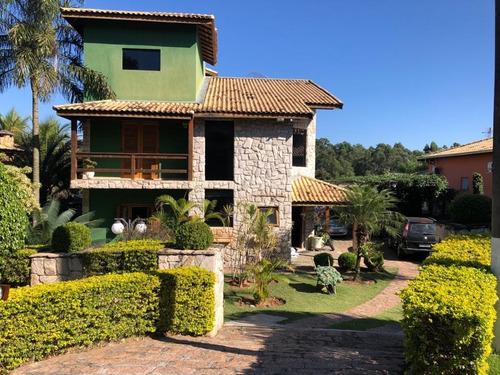 Chácara Com 4 Dormitórios À Venda, 1305 M² Por R$ 1.400.000,00 - Jardim Do Ribeirão Ii - Itupeva/sp - Ch0111
