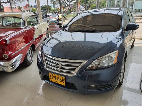 Nissan Sentra Advance 2016 1.8 Mecánico