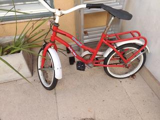 Bicicleta Usada Rodado 14 (olivos)
