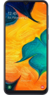 Celular Samsung Ung A30 Sm-a305g 4g 6.4p Negro