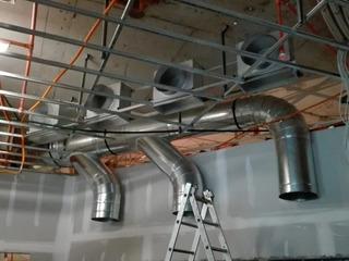 Ventilacion Caño Ductos