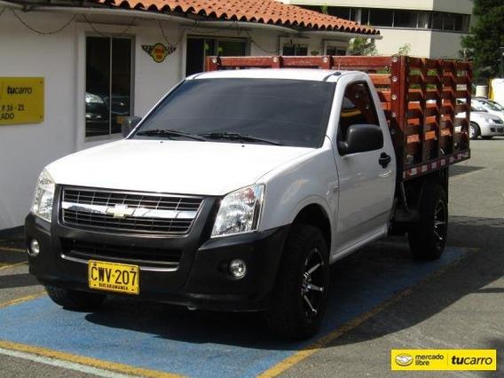 Chevrolet Luv D-max Mt 2500 4x2 Est