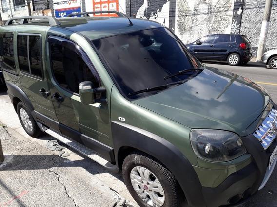 Fiat Doblo 1.8 Adventr 8 Válvul