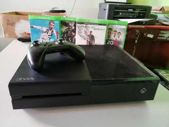 Xbox One 500 Gb 2 Controles + 1 Fifa 2019