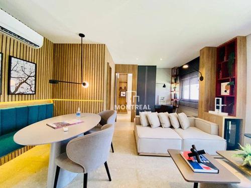 Apartamento À Venda, 53 M² Por R$ 498.000,00 - Saúde - São Paulo/sp - Ap2286