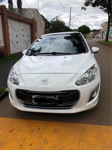 Imagem 1 de 8 de Peugeot 308 2013 2.0 Allure Flex 5p