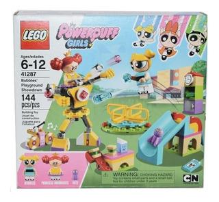 Lego Chicas Super Poderosas Duelo En El Parque Powerpuff