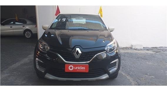 Renault Captur 1.6 16v Sce Flex Life X-tronic