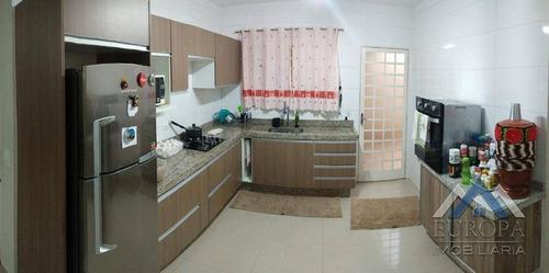 Imagem 1 de 30 de Casa Com 3 Dormitórios À Venda, 152 M² Por R$ 550.000,00 - Sabará I - Londrina/pr - Ca1348