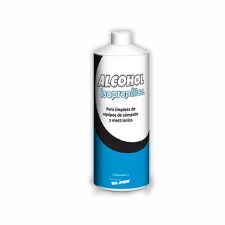 Alcohol Isopropilico Silimex Envase De 1 Litro