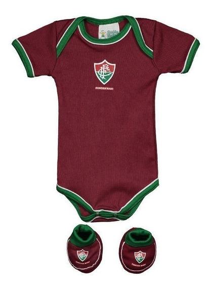 Kit Body Fluminense Colorido