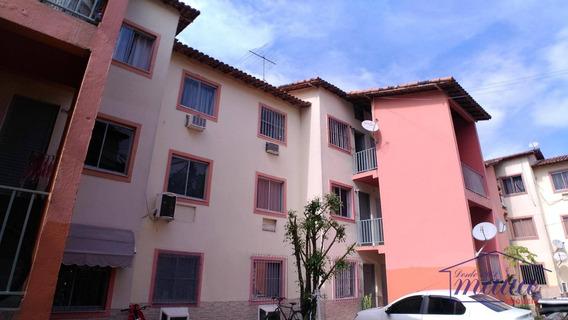 Lindo Apartamento Térreo Com 2 Quartos E Vaga Bem Próximo Ao Centro De Santa Cruz Da Serra! - Ap0080