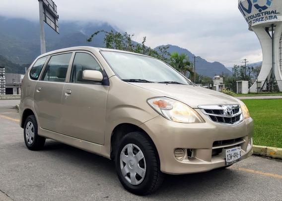 Toyota Avanza 1.5 Premium Mt 2008