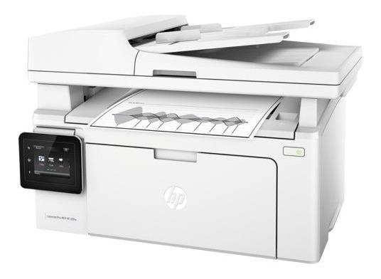 Impresora Multifuncional Hp M130fw Red Sustituye M127fn Bagc