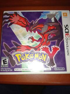 Juego De Nintendo 3ds( Pokemon Y)