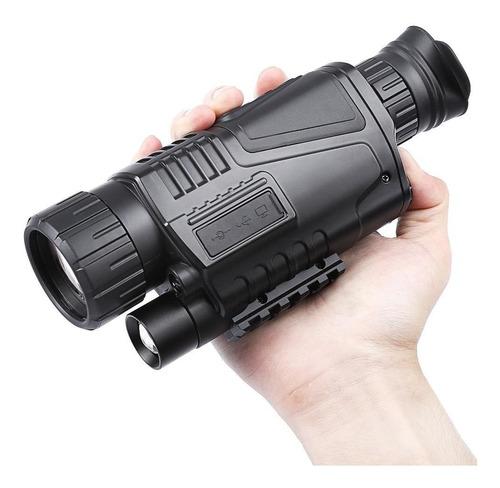 Monóculo 5x40 Infravermelho Visão Noturna Camera Telescópio