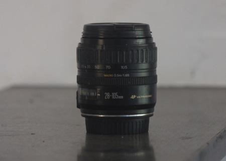 Lente Canon 28-105mm Ultrasonic