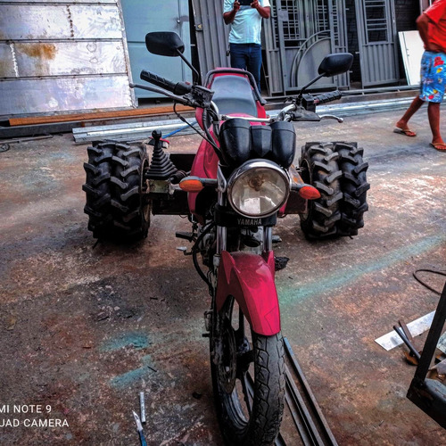 Método Básico De Fabricação De Triciclo Agrícola