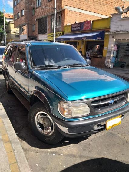 Ford Explorer Mod 1997 Automatico