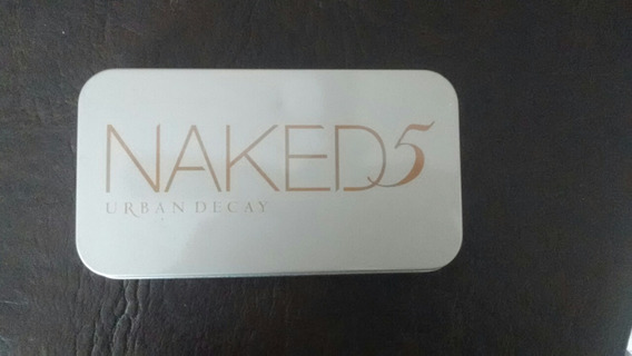 Brochas De Maquillaje Naked5