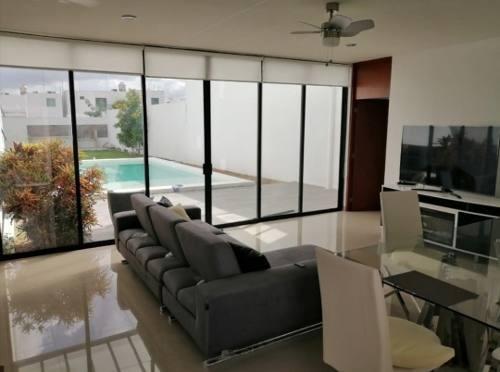 Hermosa Residencia En Venta Al Norte De Mérida