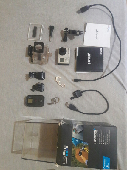 Gopro Hero3+ Black Edition Usada