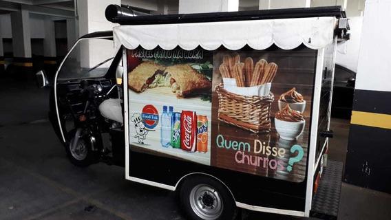 Tuk Tuk Motocar/food Truck (trailler) - Seminovo