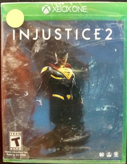 Injustice 2 Xbox One Infinity Games